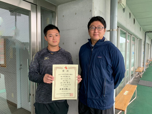 2021日本学生陸上競技個人選手権大会(佐々木)