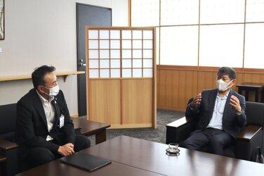 大垣市と災害時における専用水道の使用等に関する協定を締結.02